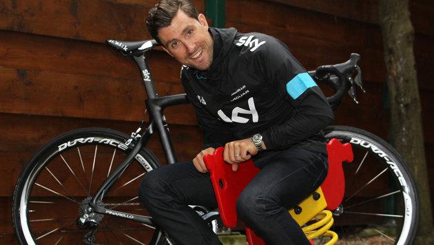 Eisel für seine 12. Tour de France nominiert (Bild: GEPA)