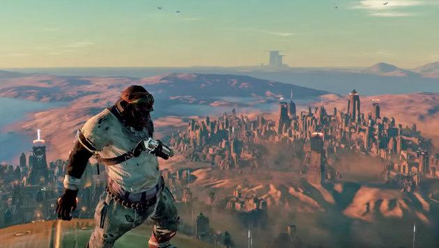 """Erste Spielszenen aus """"Beyond Good and Evil 2"""" (Bild: Ubisoft)"""