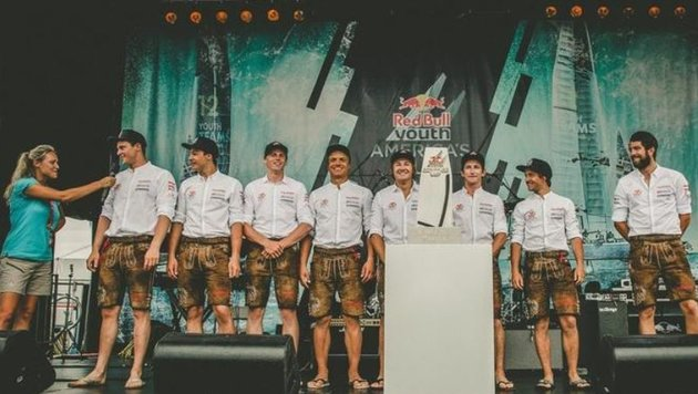 Das Team, darunter die drei Salzburger, sammelte viele Erfahrungen. (Bild: CST_dapic.rocks/David Pichler)