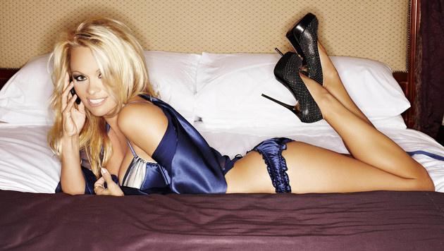 Sexbombe und Kurvenstar Pamela Anderson ist 50 (Bild: Viennareport)