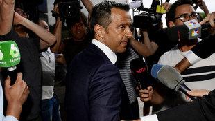 Falcao-Steueraffäre: Ronaldo-Berater vor Gericht! (Bild: AFP)