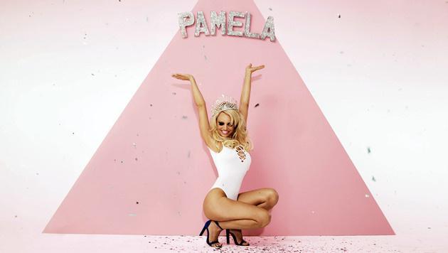 Sexbombe und Kurvenstar Pamela Anderson ist 50 (Bild: www.PPS.at)