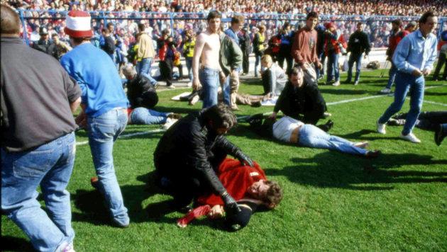 6 Anklagen 28 Jahre nach Hillsborough-Katastrophe (Bild: AP)