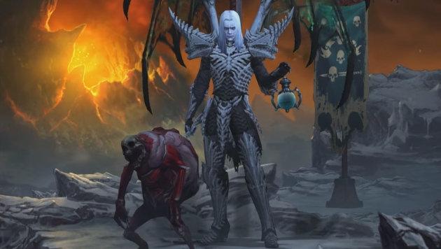"""""""Diablo III"""": Der Totenbeschwörer ist zurück (Bild: Blizzard)"""