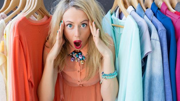 Motten sind nicht nur im Kleiderschrank ein Ärgernis ... (Bild: thinkstockphotos.de)