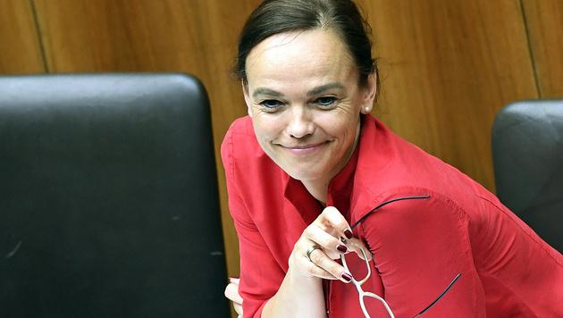 Bildungsministerin Hammerschmid ist erfreut. (Bild: APA/Robert Jäger)
