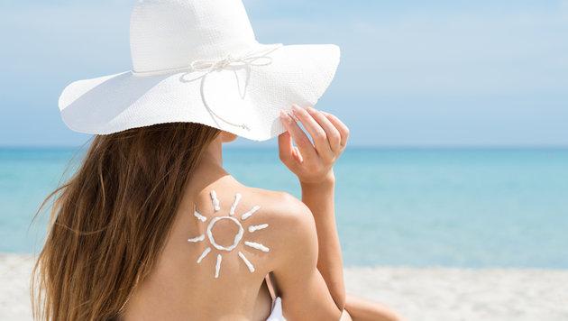 Sehr gute Noten auch für günstige Sonnencremes (Bild: thinkstockphotos.de)