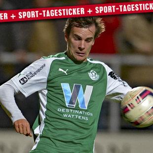 Wattens holt Ex-Goalgetter Simon Zangerl heim (Bild: GEPA)