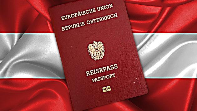 39 Illegale wollten mit falschen Pässen in die EU (Bild: Karl Schöndorfer, thinkstockphotos.de)