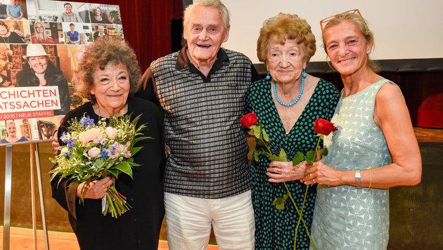 """21. Staffel """"Liebes""""gschichten und Heiratssachen"""" (Bild: ORF)"""