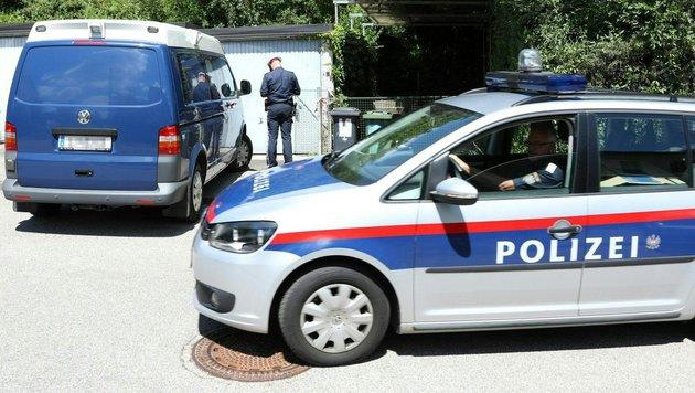 Linz: Tunesier tötete Ehepaar aus Hass auf FPÖ (Bild: APA/LAUMAT.AT/MATTHIAS LAUBER)