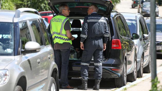 Verfassungsschutz sah in Doppelmörder keine Gefahr (Bild: APA/LAUMAT.AT/MATTHIAS LAUBER)