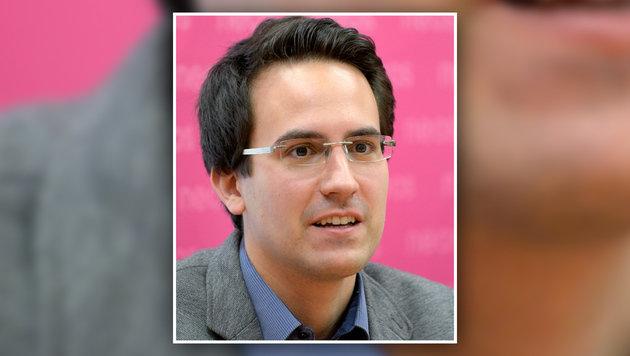 NEOS-Verwaltungssprecher Christoph Wiederkehr (Bild: APA/HANS KLAUS TECHT)