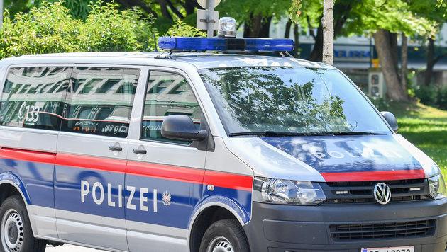 Die Polizeifahndung nach dem Sex-Strolch blieb vorerst erfolglos. (Bild: © Harald Dostal / 2017)