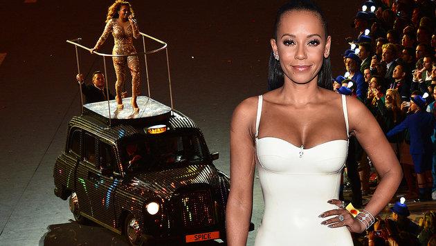 Ex-Spice-Girl Mel B verprasste 44 Millionen Euro! (Bild: AFP)