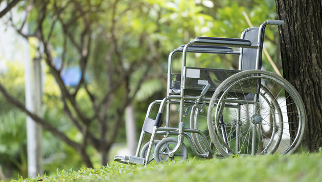 Stmk: Rollstuhlfahrer in der Mürz ertrunken (Bild: thinkstockphotos.de (Symbolbild))