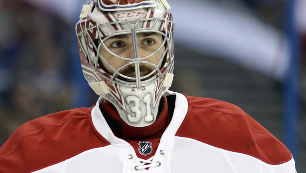NHL: 84 Millionen Dollar! Star-Goalie verlängert (Bild: AP)