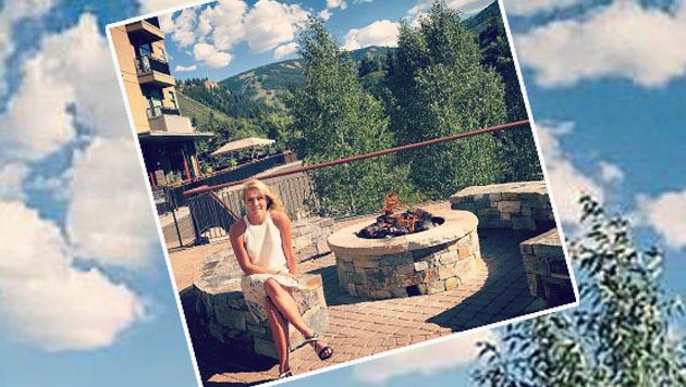 Mikaela Shiffrin besucht Beaver Creek auch im Sommer. (Bild: facebook.com/Mikaela Shiffrin)