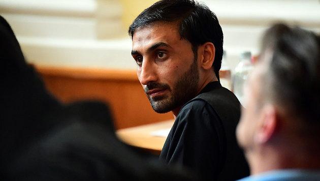Schlepperchef Samsooryamal Lahoo soll für den pakistanischen Geheimdienst gearbeitet haben. (Bild: AFP)