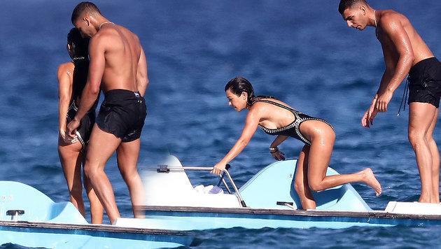 Kourtney Kardashian vergnügt sich mit Toyboy (Bild: www.pps.at)