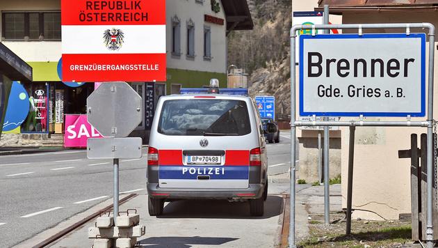 Neue Asylkrise: Österreich erhöht Druck auf EU (Bild: Christof Birbaumer)