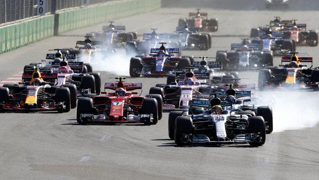 Trick mit Öl im Benzin: FIA verschärft die Regeln! (Bild: AP)