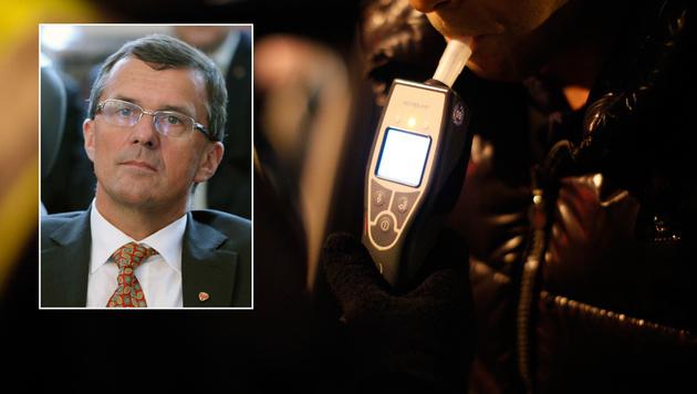 Alois Margreiter, Verkehrssprecher der ÖVP, wurde alkoholisiert am Steuer erwischt. (Bild: Christof Birbaumer, APA/Georg Hochmuth)