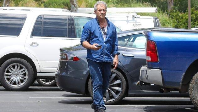 Mel Gibson im Mai 2017 (Bild: www.photopress.at)