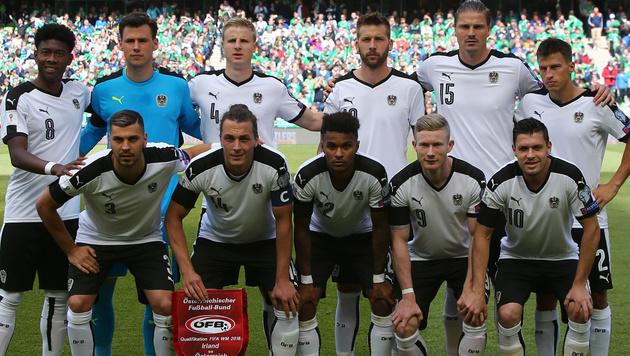 Nationalteam rutscht weiter ab! Jetzt auf Platz 37 (Bild: GEPA)