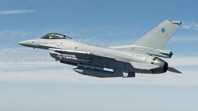 F-16 (Bild: Lockheed Martin)