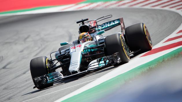 Getriebewechsel kostet Hamilton fünf Startplätze! (Bild: APA/GEORH HOCHMUTH)
