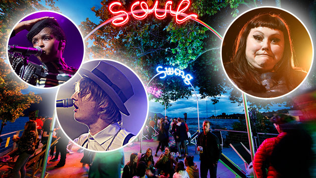 Kultfestival Montreux im Live-Stream verfügbar! (Bild: EPA)