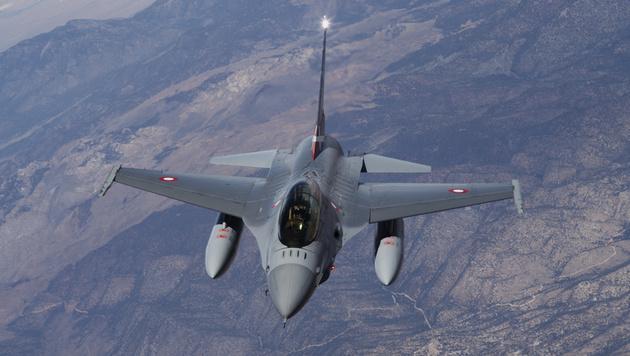 F-16 (Bild: Lockheed Martin/Matthew Short)