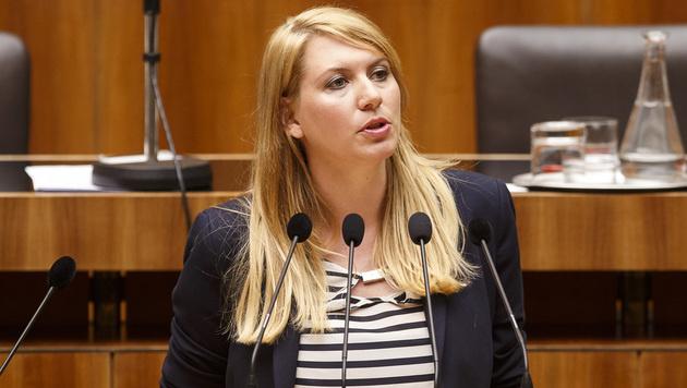 Elisabeth Hakel (SPÖ) (Bild: Parlamentsdirektion/Bildagentur Zolles KG/Christian Hofer)