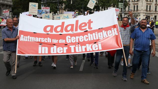 Türkei-Demo in Wien: Handel tobt wegen Einbußen