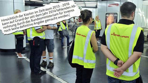 """""""Keine definitive Angabe"""" über die Kosten für die Gratis-Tickets (Bild: Wiener Linien/Johannes Zinner)"""