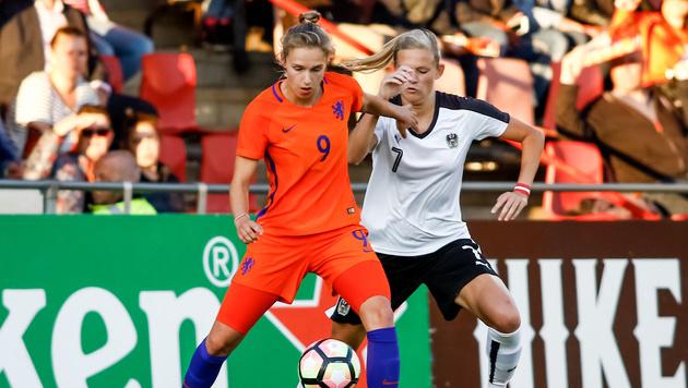 Das sind die Stars der Frauenfußball-EM 2017 (Bild: GEPA)