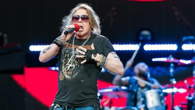 Guns N' Roses: Die Allerletzten ihrer Zunft (Bild: Andreas Graf)
