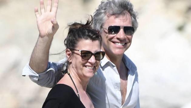 In Mykonos fühlt sich auch Jon Bon Jovi wohl. (Bild: Viennareport)