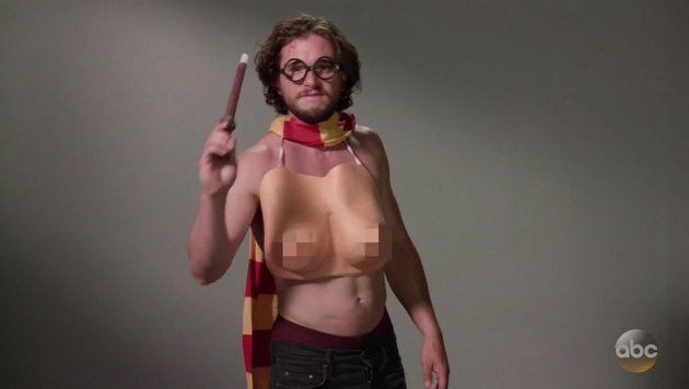 Kit Harington als Harry Potter (Bild: www.PPS.at)