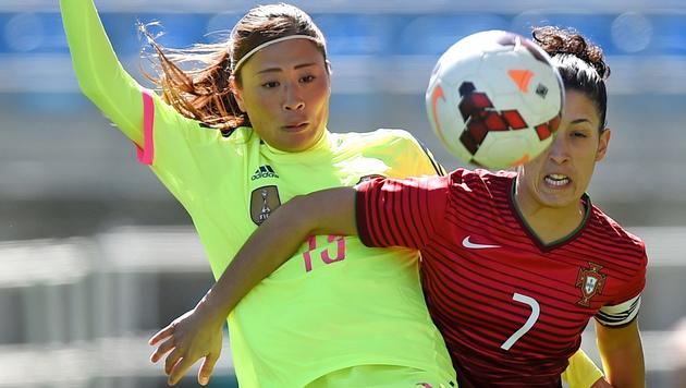 Das sind die Stars der Frauenfußball-EM 2017 (Bild: AFP)
