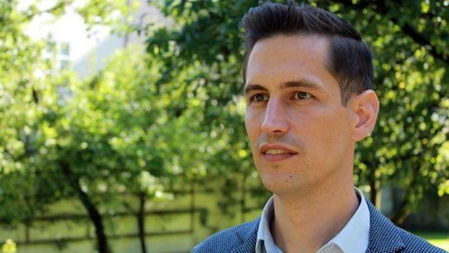 Jakob Reichenberger: Direktor in St. Virgil (Bild: Erzdiözese)