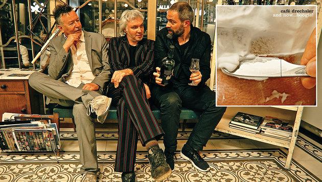 Café Drechsler: Das leichtfüßige Jazz-Comeback (Bild: Max Parovsky)