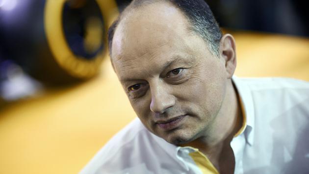 Frederic Vasseur ist neuer Sauber-Teamchef (Bild: AFP)