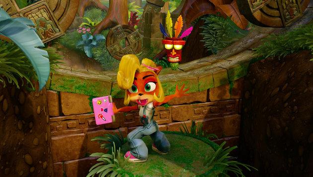 "Coole Zeitreise: ""Crash Bandicoot N.Sane Trilogy"" (Bild: Activision)"