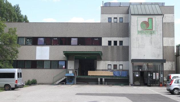 In diesem Flüchtlingsheim in Purkersdorf kam es zur wilden Auseinandersetzung. (Bild: Andi Schiel)