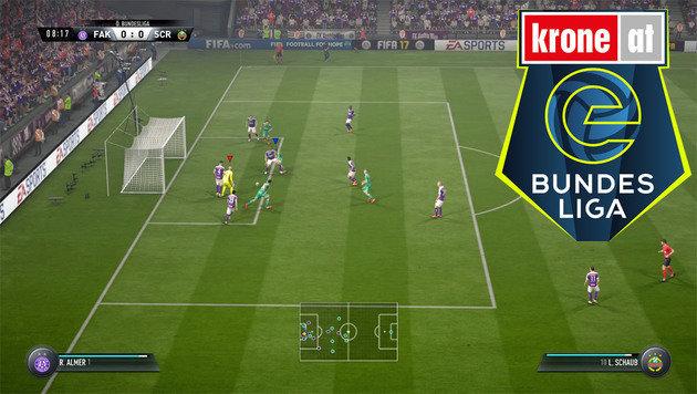 eBundesliga sucht den besten FIFA-Spieler! (Bild: eBundesliga)