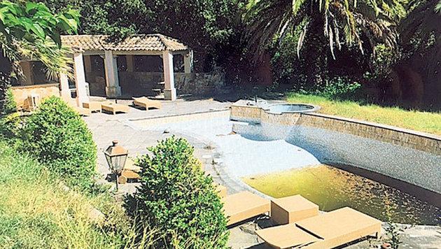 Südfrankreich: So verfällt Elsners Millionen-Villa (Bild: privat, Edikte)