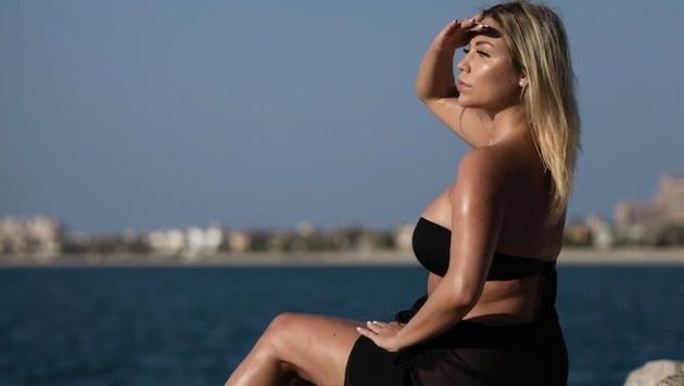 Sexy Kurven, viel Sexappeal: Ab 17. Juli heißt's Daumen halten für Bianca Speck. (Bild: Wesco Taubert)