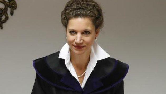 Schluss für heute: Richterin Geisselhofer brach am Freitag ab. (Bild: Markus Tschepp)